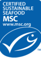 DELICIAS MARINAS - logo Certified Sustainable Seafood